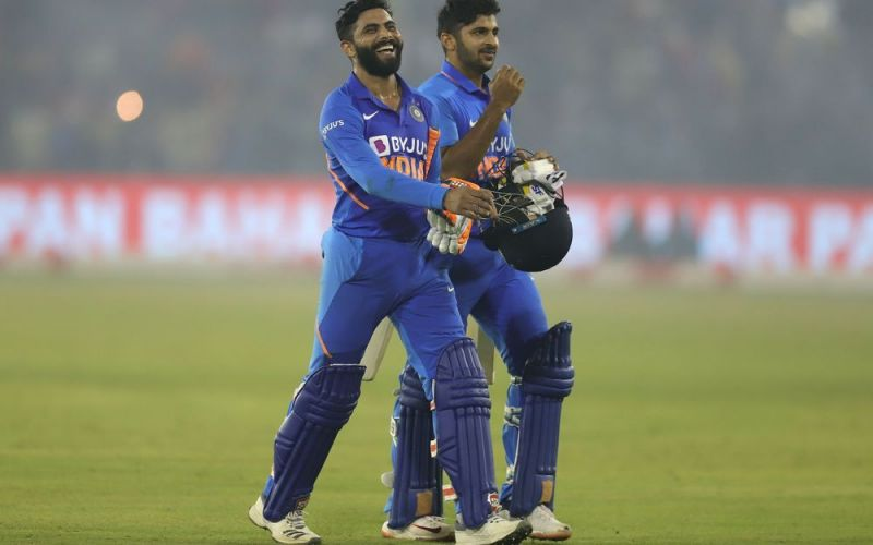 रविंद्र जडेजा और शार्दुल ठाकुर ने भारत को बेहतरीन जीत दिला दी (Photo-Bcci)