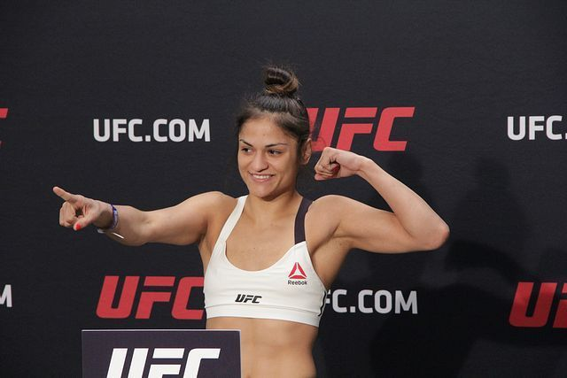 Cynthia Calvillo could have her hands full with Marina Rodriguez