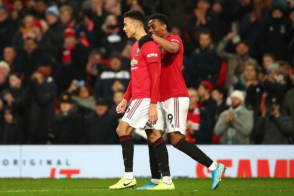 Martial and Greenwood were brilliant