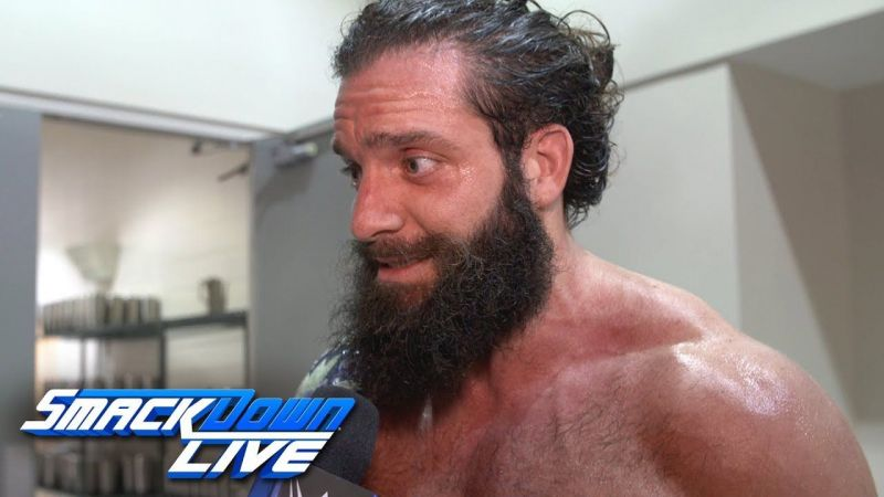 What does WWE have planned next for Elias?