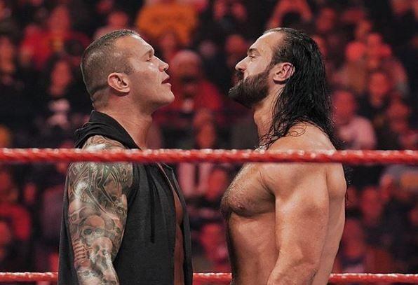 Drew vs Randy coming soon?