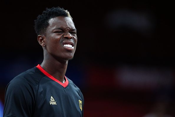 Schroder served as backup to Russell Westbrook in Oklahoma