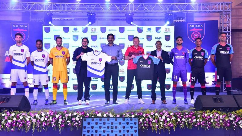 Delhi Dynamos shifted their base to Jamshedpur and renamed the team as Odisha FC