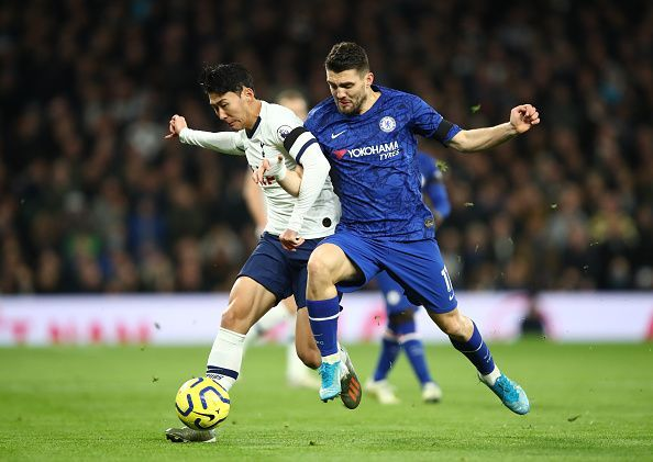 Kovacic could return to the starting eleven after serving his suspension