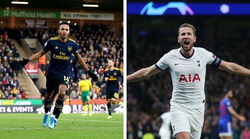 Kane and Aubameyang have been in good form for their teams