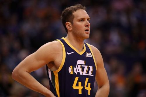 Bogdanovic continues to rack up the points for Utah