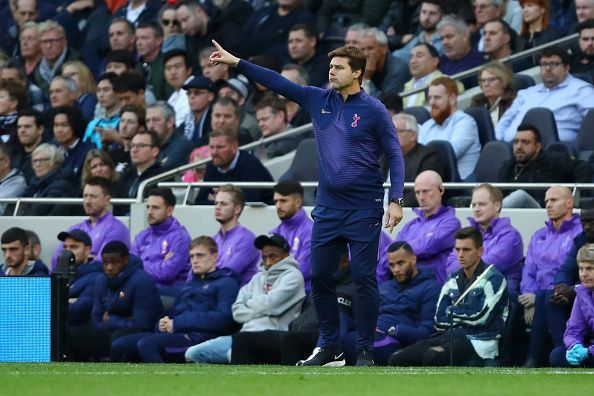Pochettino transformed Spurs from a Europa League team to one of Europe