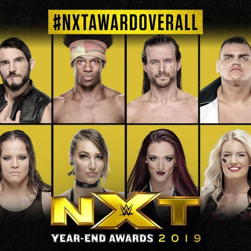 Image result for nxt year end awards
