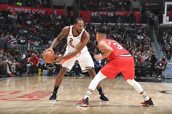 Will Kawhi Leonard feature in this encounter against Portland?
