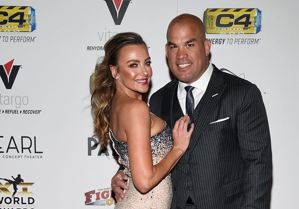 Tito Ortiz at the 11th Annual Fighters Only World MMA Awards