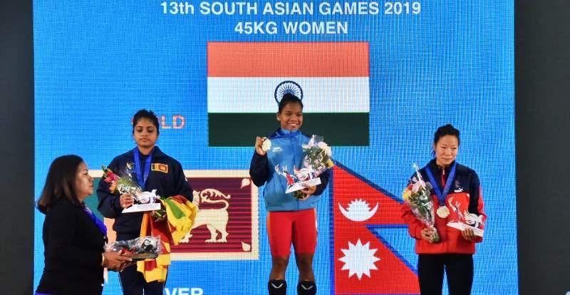 Indian athletes shone on day 6
