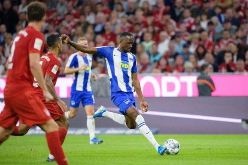 Lukebakio in action against Bayern Munich