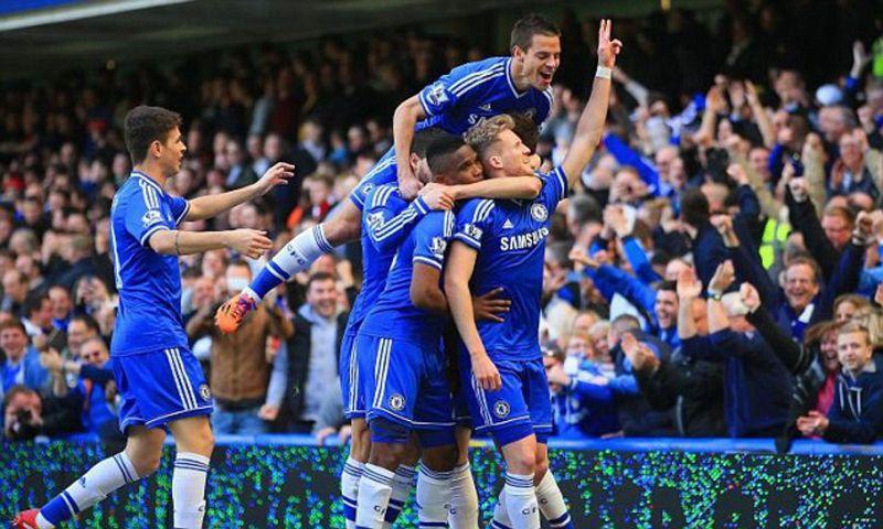 Chelsea 6-0 Arsenal
