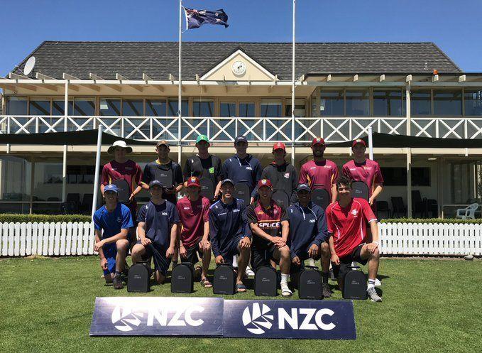 न्यूजीलैंड अंडर-19 टीम (Photo-Twitter)