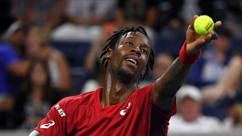 Gael Monfils has recently returned to the top 10 in the ATP rankings