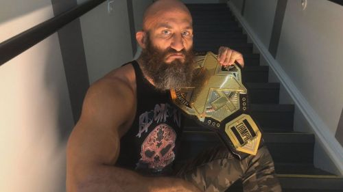NXT Superstar Tommaso Ciampa