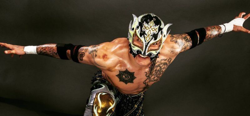 Rey Fenix, sometimes referred to as simply Fenix.