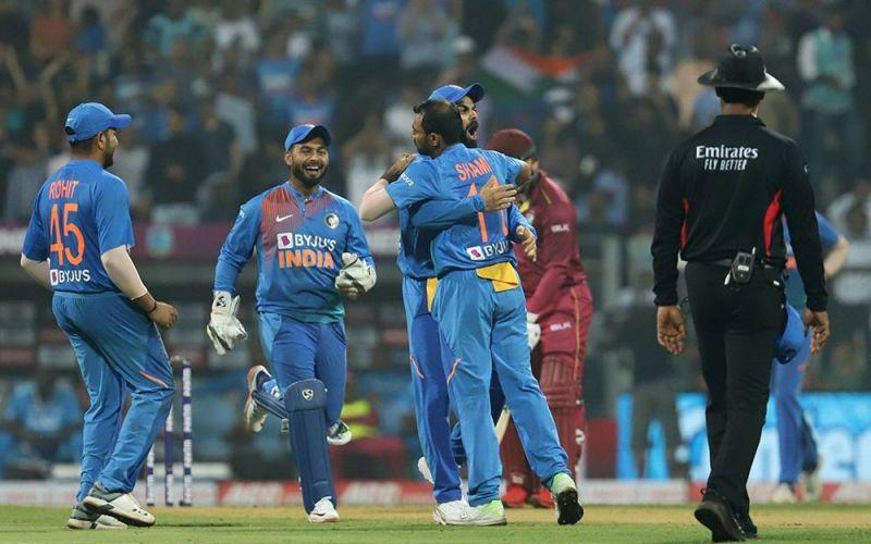 भारत की शानदार जीत (Photo-Bcci)