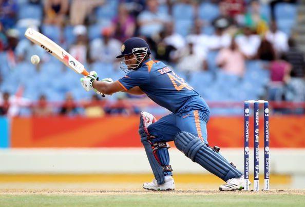 Suresh Raina became India