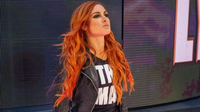 What happened to Becky Lynch and the rest of The Women