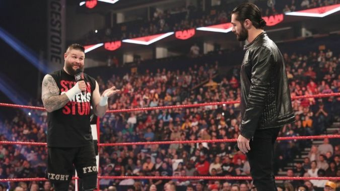 These two might get involved in the WWE Championship picture
