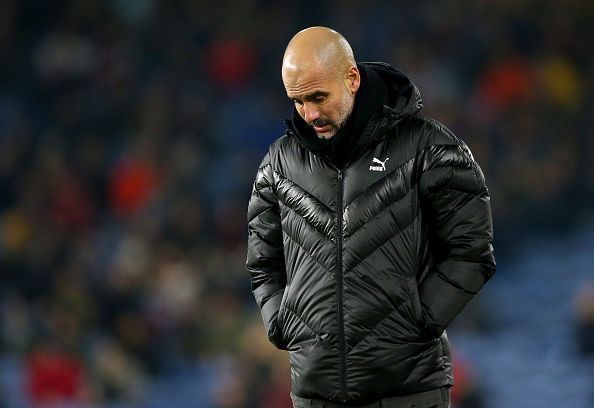 This has been Pep Guardiola
