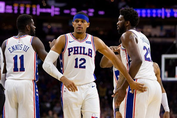 The Sixers will be hoping to rise up the standings in December