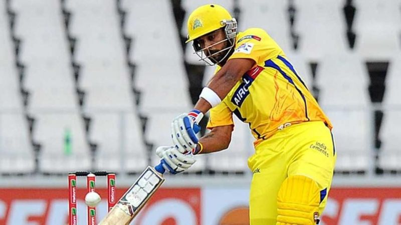 Murali Vijay is an extremely gifted batsman and has often provided explosive starts at the top