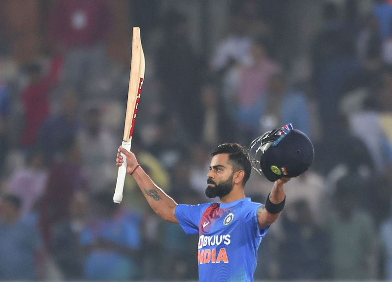 King Kohli is indeed in command of all that he surveys