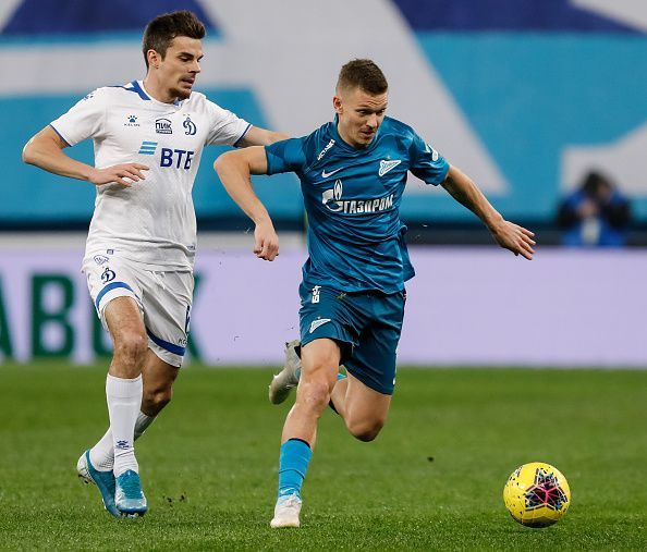 FC Zenit Saint Petersburg vs FC Dynamo Moscow  - Russian Premier League