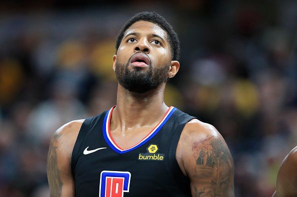 Paul George and the Los Angeles Clippers take on the Phoenix Suns