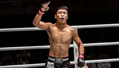 """Muay Thai Boy"" Zhang Chenglong will put his reputation on the line on 6 December against three-time IFMA World Champion Alaverdi ""Baby Face Killer"" Ramazanov"