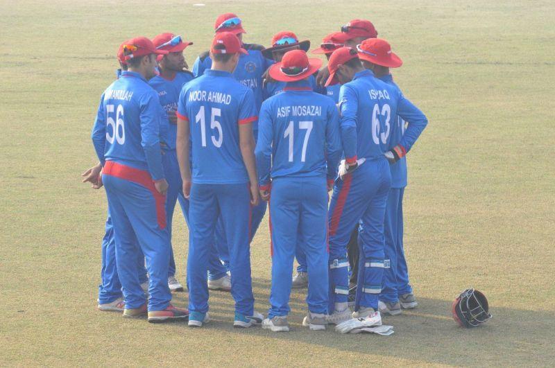 अफगानिस्तान अंडर-19 टीम