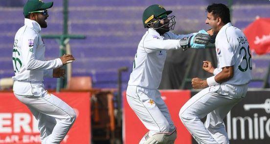 पाकिस्तानी खिलाड़ी