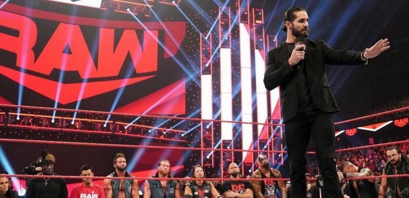 WWE सैथ को हील बनने के लिए पूरा समय देना चाहती है