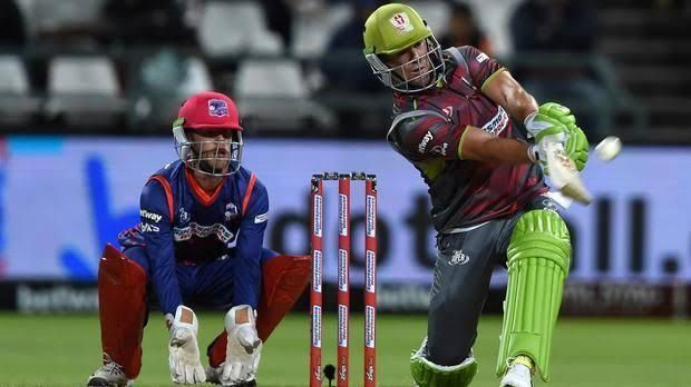 AB de Villiers will hope to continue his form with the bat against the Bay Giants
