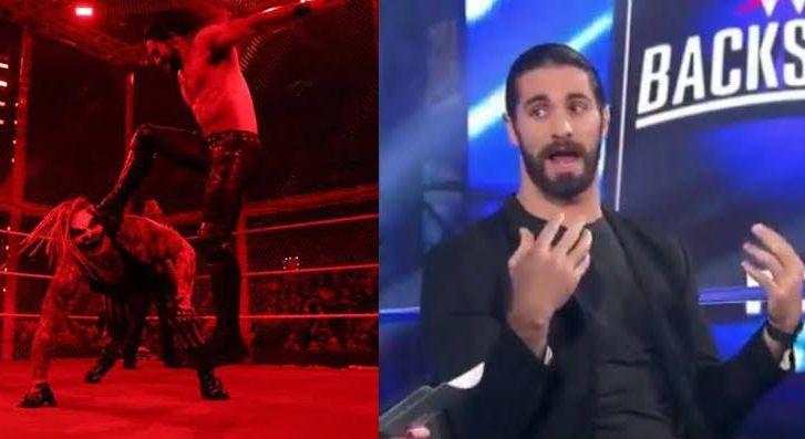 Seth Rollins spoke on the recent episode of WWE Backstage
