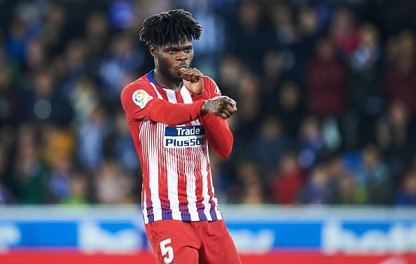 Atletico Madrid midfielder ThomasParteycould be an excellent addition to Arsenal