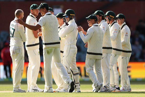 ऑस्ट्रेलिया ने हाल ही में पाकि्स्तान को 2-0 से हराया