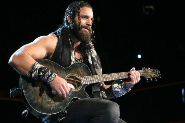 Elias returned to WWE television on SmackDown last week