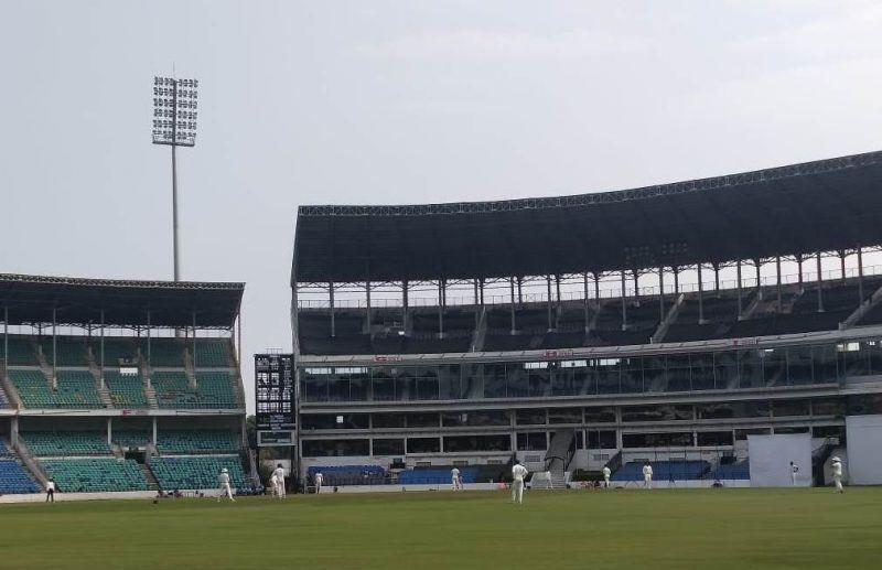 रणजी ट्रॉफी का एक मैच