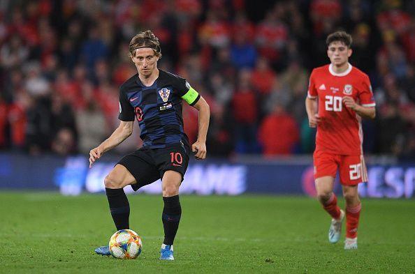Luka Modric will be crucial for Croatia