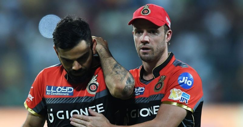 RCB must address the issue of over-reliance on skipper Virat Kohli and AB de Villiers