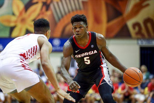 Will Anthony Edwards stay in the state of Georgia?