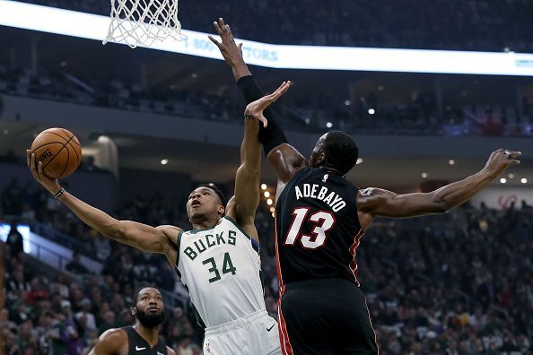 No team in the NBA is averaging more points than the Bucks