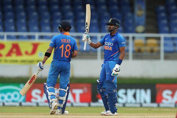 West Indies v India