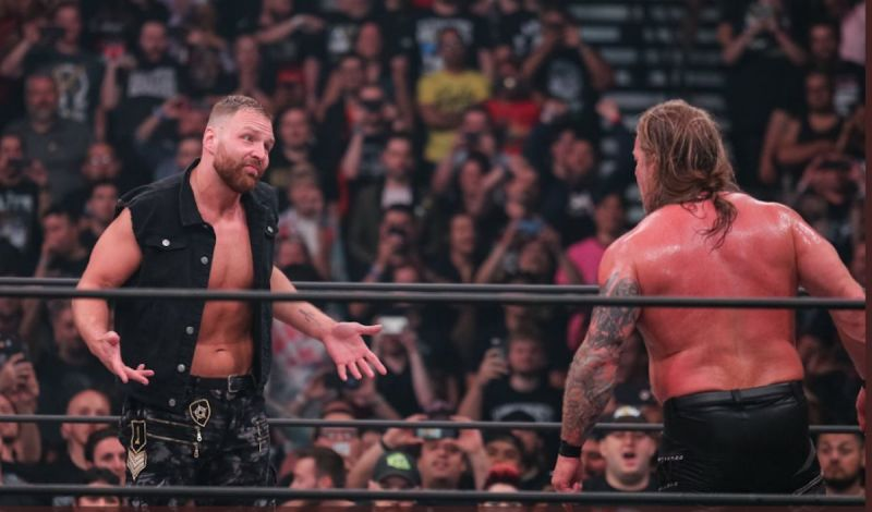 Moxley could become AEW World Champion in 2020.