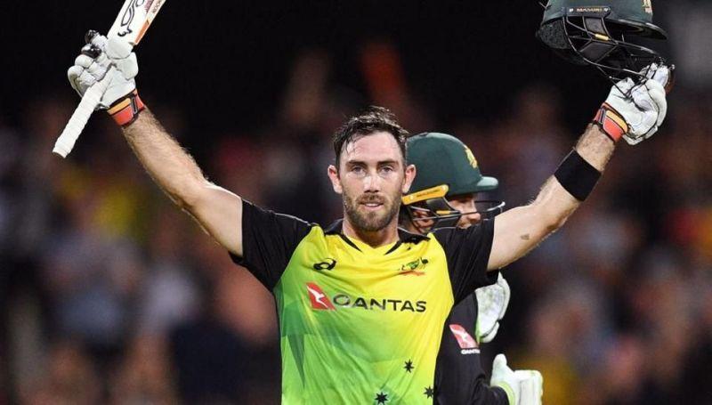 ऑस्ट्रेलियाई ग्लेन मैक्सवेल एक ताबड़तोड़ बल्लेबाज है