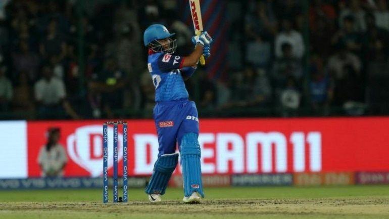 Prithvi Shaw made his IPL debut in 2019 season