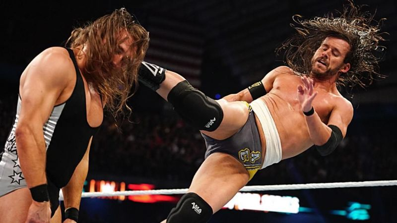 NXT stars stole the show at Survivor Series